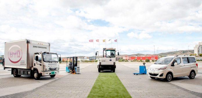 BYD-electric-trucks