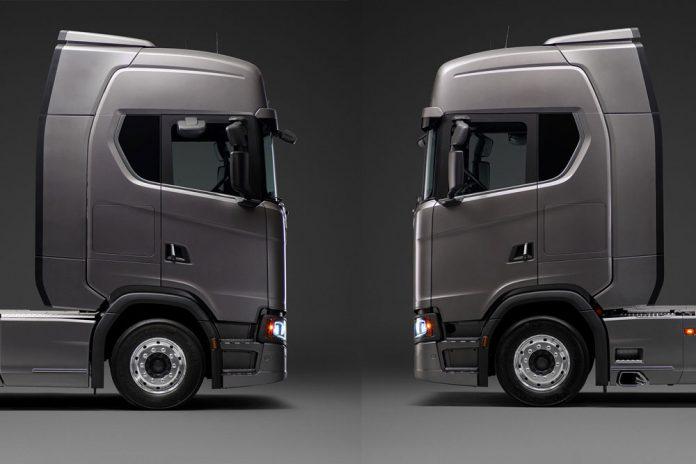 Scania-Hava-deflektoru