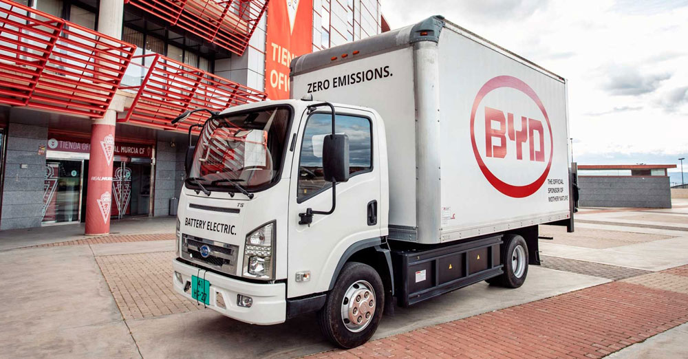 byd-T6-truck
