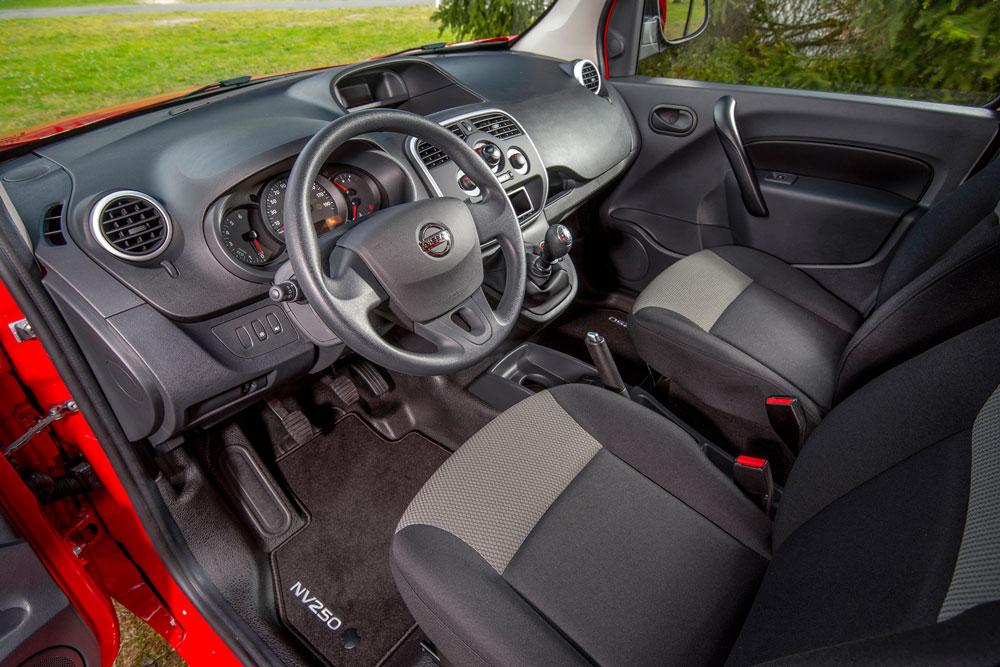 Nissan-NV250-L1-Van-Red-Interior-2