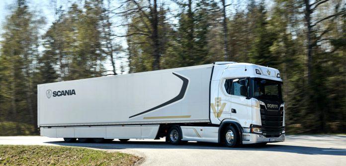 Scania-V8-ozel-seri