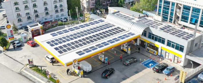 Shell_Ankara_Kucukkesat_Solar_istasyon