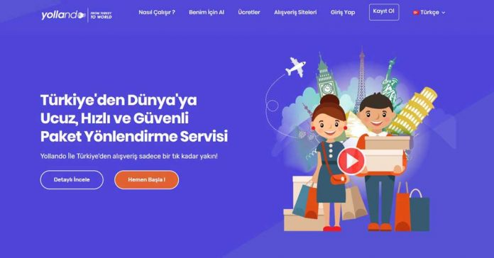 Yollando_TR_Girisim_Startup_Shop_From_Turkey_To_World_Shopping_Online_Turkish_Product_Package_Forwarding_Service_Tarvenn_Ventures