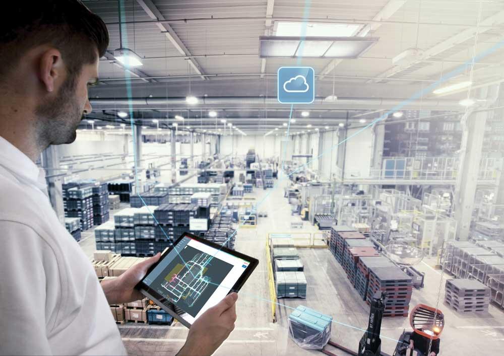 Bosch'un kullandığı Endüstri 4.0 çözümleri, üretimi ve lojistiği çok daha basit, verimli ve esnek hale getiriyor.
