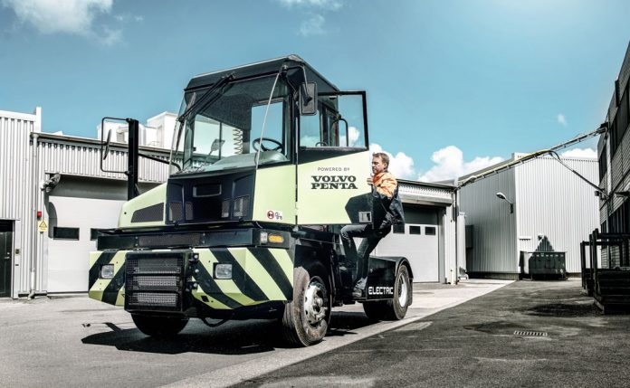 Volvo-Penta-powered-electric-terminal-tractor-to-star-at-TOC-Europe