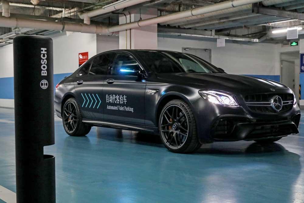 Bosch_Daimler_AutomatedValetParking_China