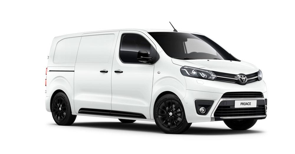 Toyota-Proace-van