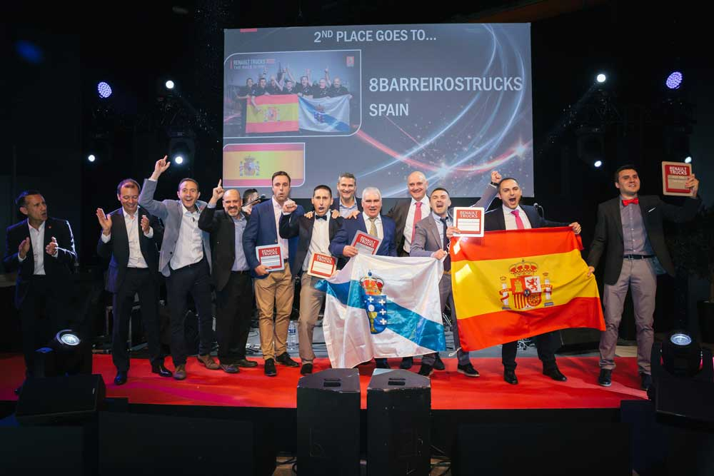renault-trucks-rtec-after-sales-challenge-2019_team-spain-second-place