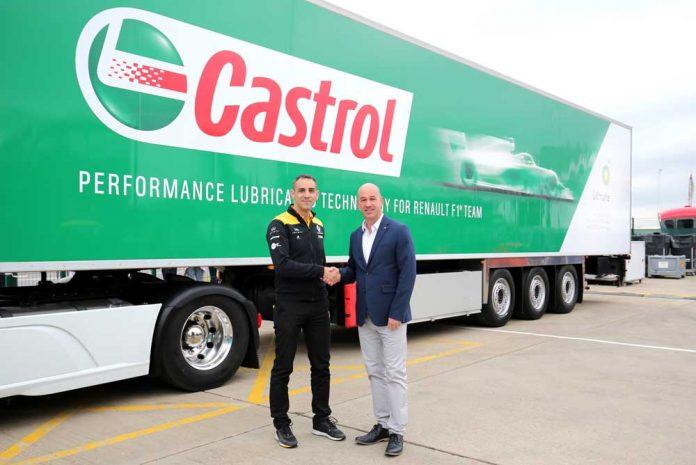 BP-Castrol_Renault_ortaklik
