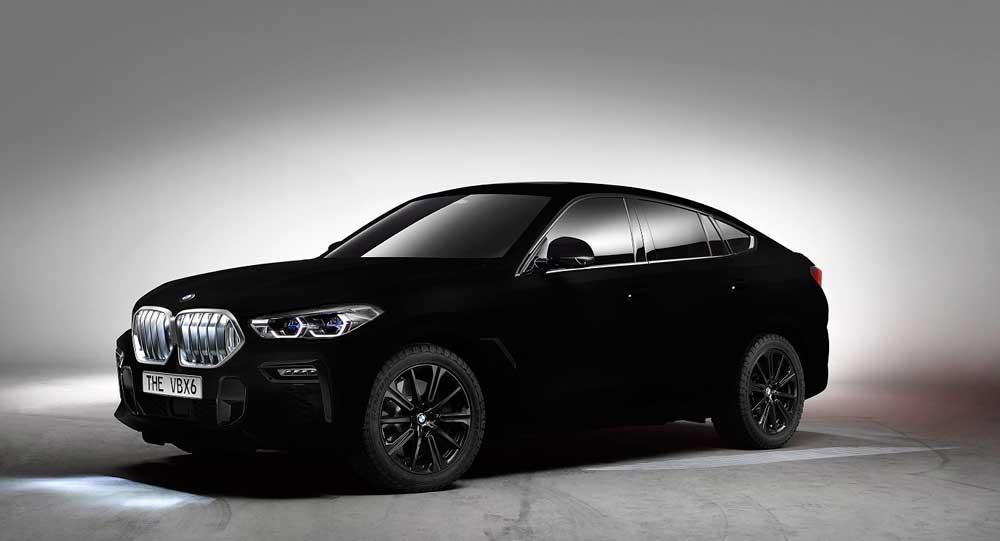 BMW_Vantablack_X6