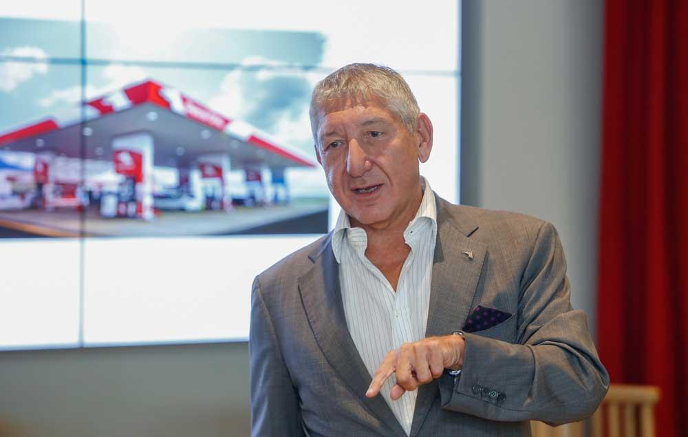 Petrol Ofisi CEO'su Selim Şiper