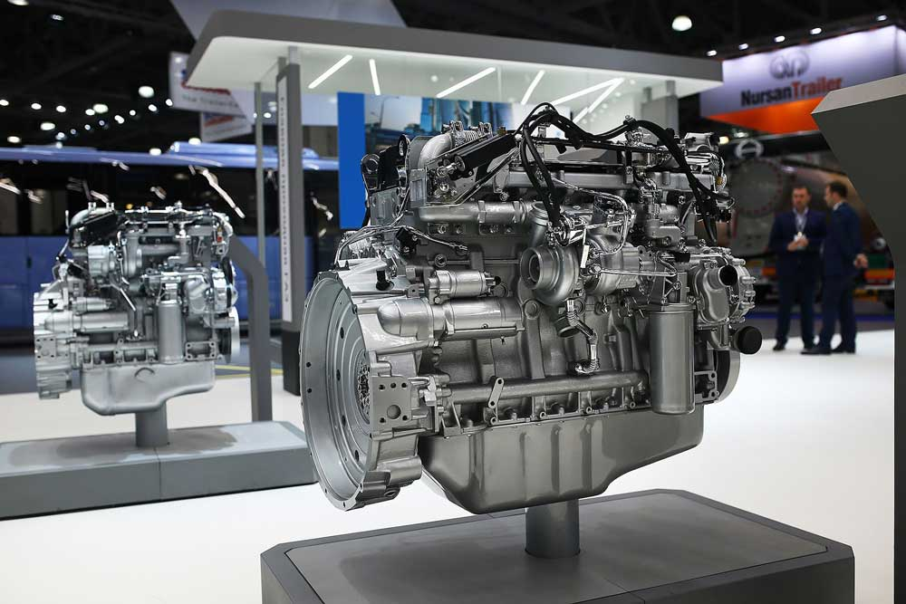YMZ-motor-vehicle-engine