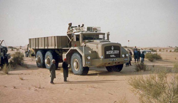 berliet-t100-el-oued-1959