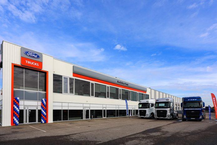 Ford Trucks Litvanya tesisi