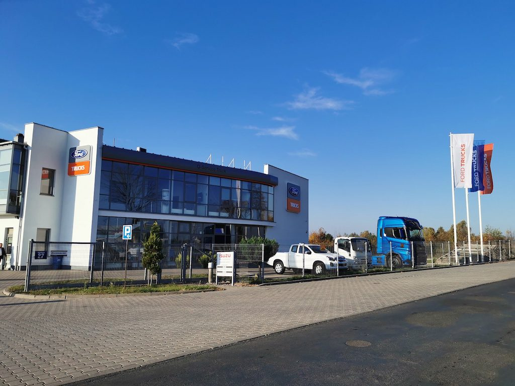 Ford Trucks Polonya tesisi