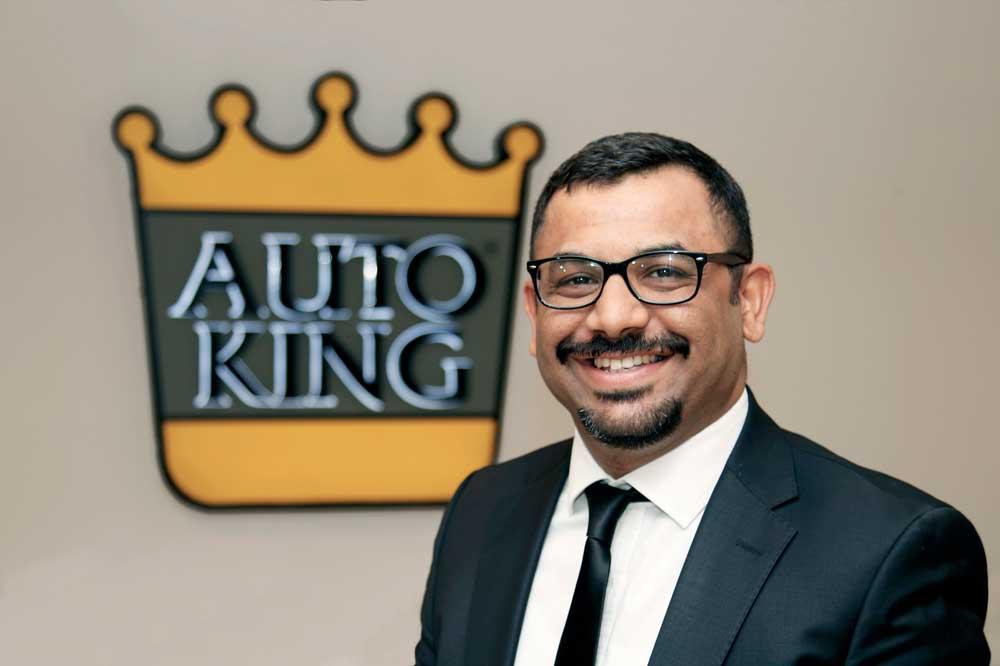 AUTO KING Satış ve Pazarlama Genel Müdür Yardımcısı Erkan Kıraç