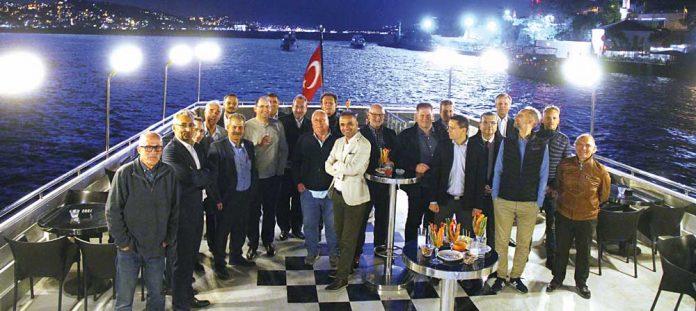 CLCCR Genel Kurul toplantısı İstanbul'da gerçekleşti.