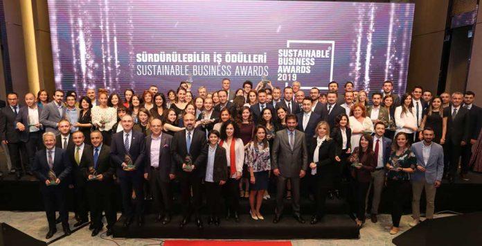 Ekol Sürdürülebilir İş Ödülleri ödül töreni