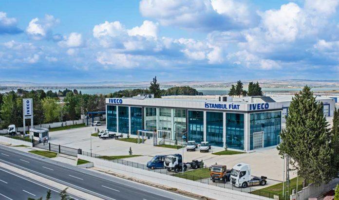 IVECO sayisi ve yetkili servisi İstanbul Fiat'ın Büyükçekmece tesisi