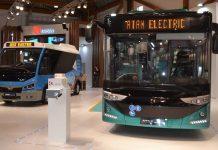Karsan elektrikli modelleriyle Busworld Avrupa'da