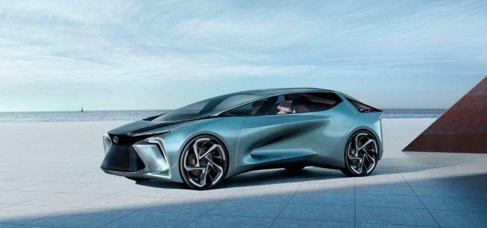 Lexus LF30, Tokyo Motor Show 2019'da tanıtıldı.