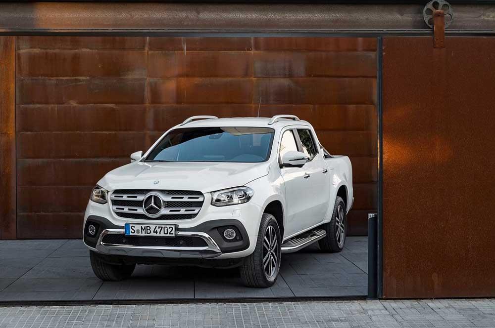 Mercedes - Benz X-Class
