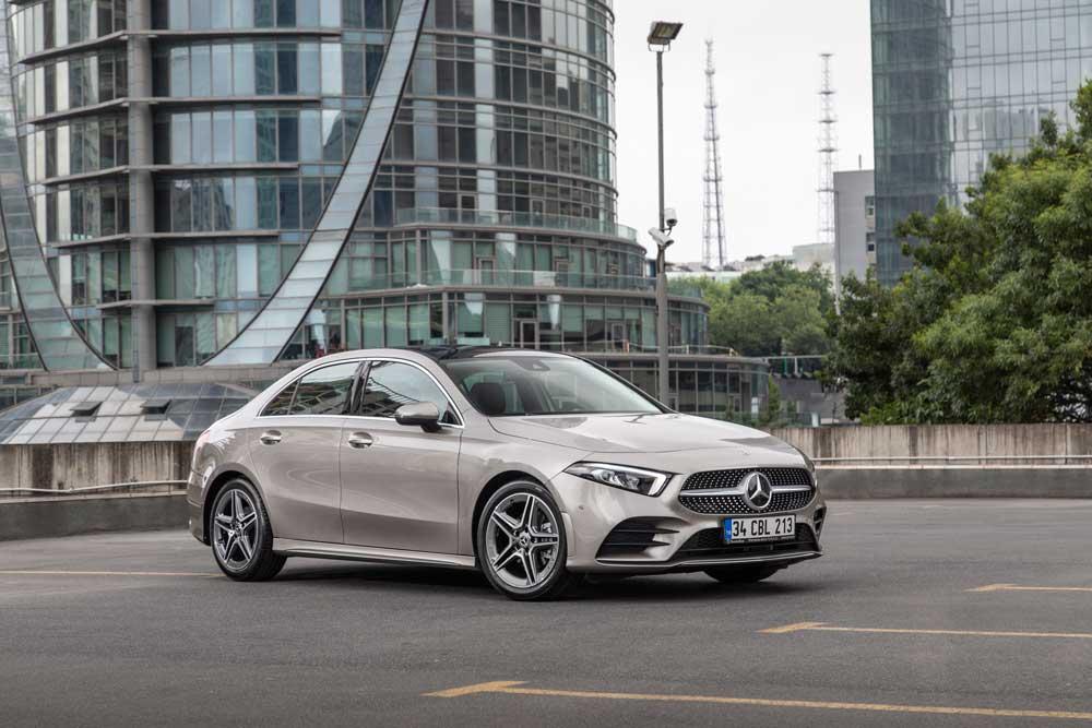 Mercedes-Benz A serisi sedan