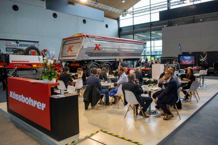 Tırsan, Almanya'da NUFAM 2019 fuarına katıldı.