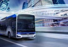 Otokar'ın elektrikli otobüsü e-Kent