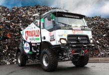 Renault Trucks C460 Hybrid Edition