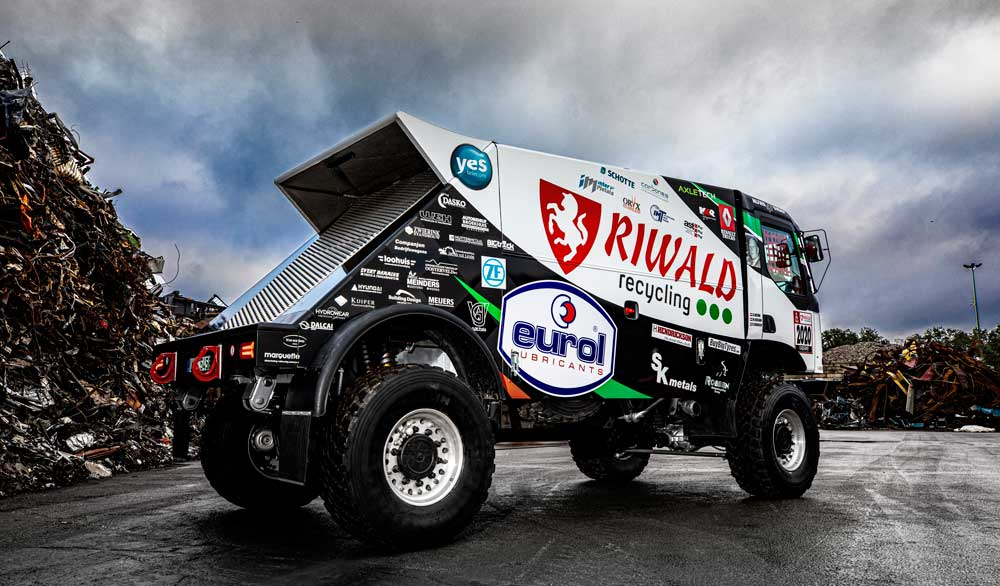 Renault Trucks C460-HybridEdition