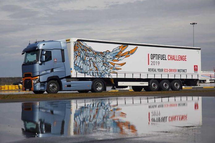 Renault-Trucks Opifuel Challenge 2019 uluslararası finali Lyon'da gerçekleşiyor.