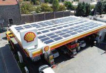 Shell İzmir Güzelyalı istasyonu