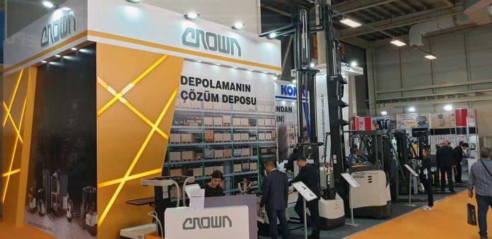 Temsa İş Makinaları Avrasya Ambalaj Fuarı'na katıldı.