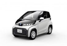 Toyota'nın ultra kompakt elektrikli aracı