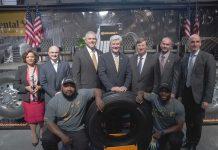 Continental, ABD'nin Missisipi eyaletinde lastik fabrikası açılışını gerçekleştirdi.