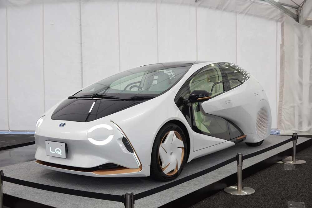 Toyota LQ kavram otomobili