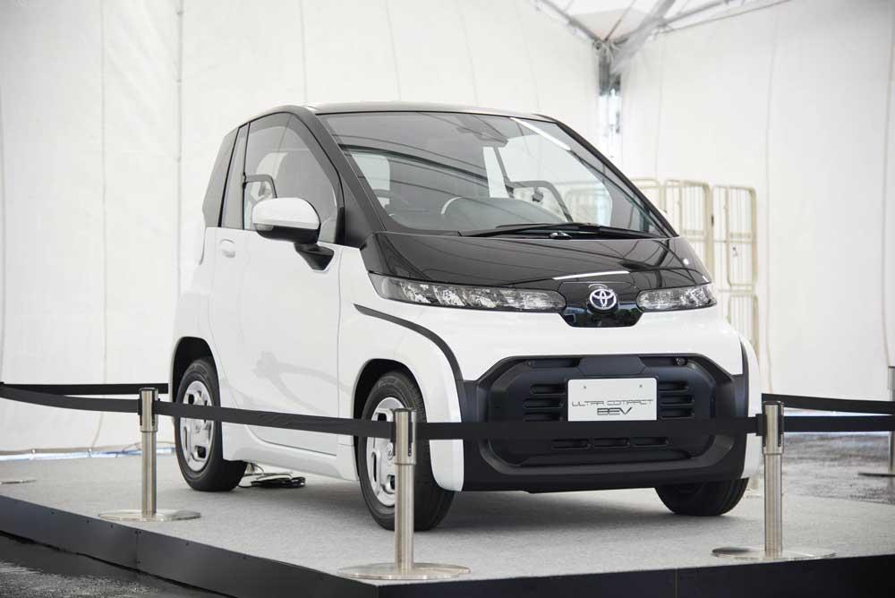 Toyota Ultra Compact EV