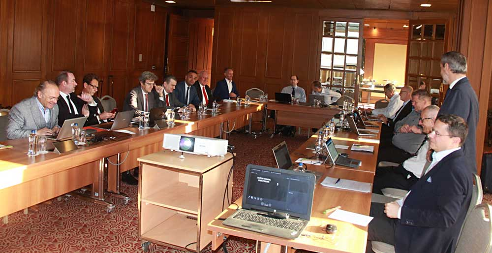 TREDER, Avrupa'nın 10 ülkesinden gelen temsilcilerini İstanbul'da ağırladı.