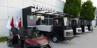 TRAGGER yeni nesil hizmet araçları ailesi