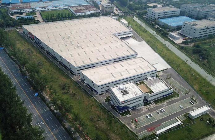 SAF-HOLLAND_factory_Yangzhou_China