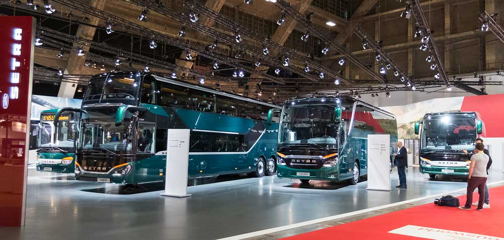 SETRA-STAND