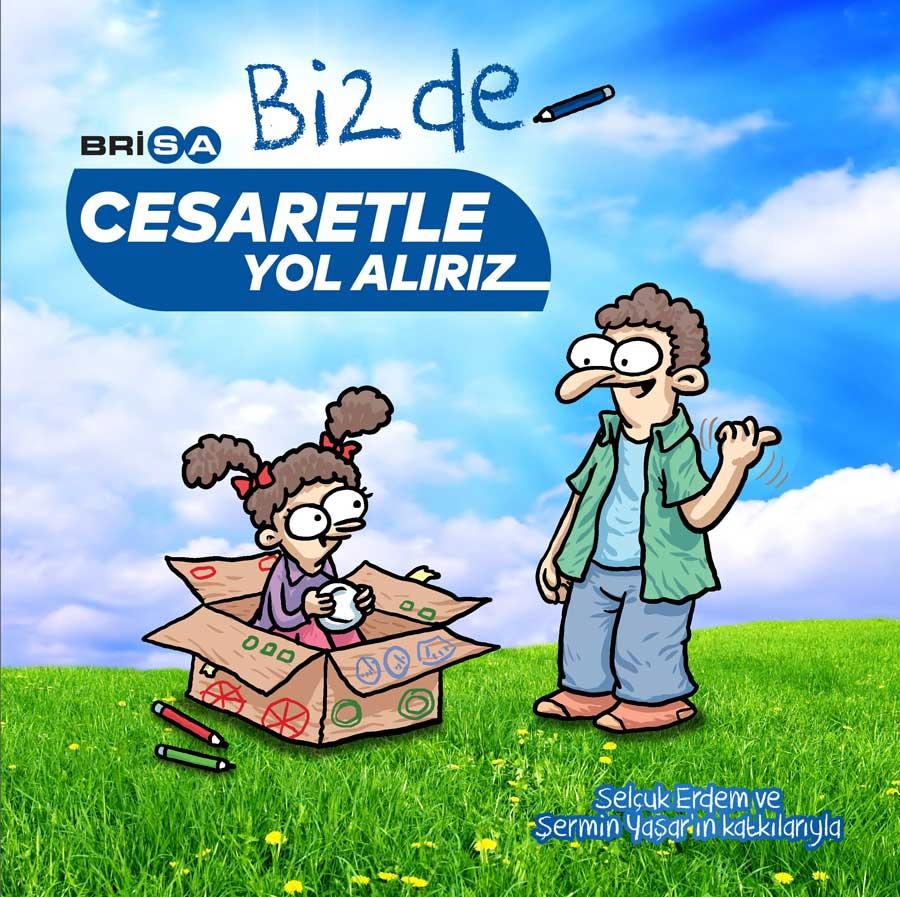 Brisa_CesaretleYolAliriz_KitapKapak