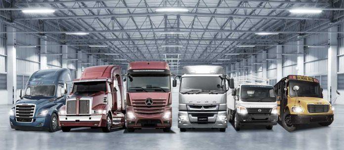 Daimler-Trucks-Range