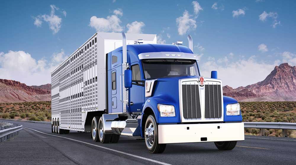 Kenworth-W990-Truck