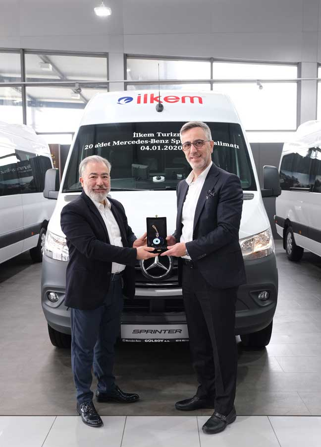 Mercedes-Benz-Otomotiv-Ticaret-ve-Hizmetler-Ilkem-Turizm-20-Adet-Sprinter-Teslimati