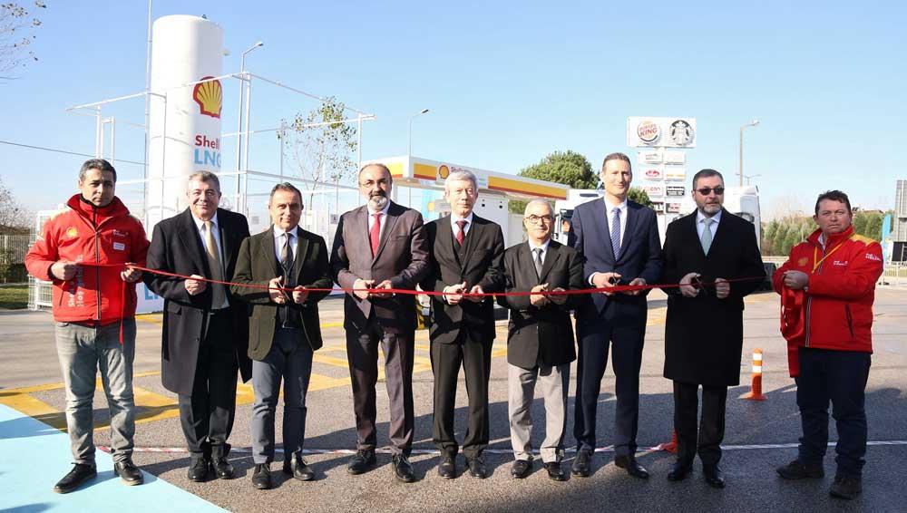 Shell-LNG-istasyon-Acilisi-Kurdele-Kesimi