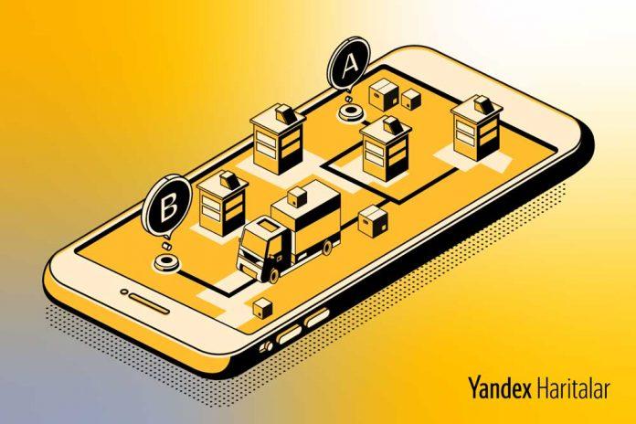Yandex__Rota_Optimizasyonu