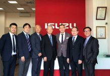 isuzu_Taiwan_teslimat