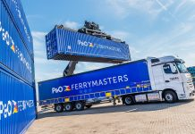 P&O Ferrymasters - Consultancy Services